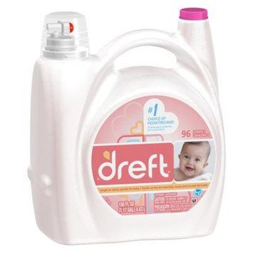 Dreft High Efficiency Liquid Laundry Detergent - 150 oz