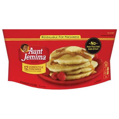 Aunt Jemima Homestyle Pancakes