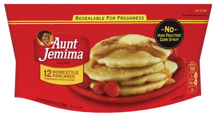 how to make aunt jemima pancakes with milk and eggs
