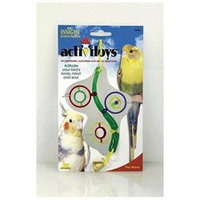 Jw Pet Company JW Insight The Wave Bird Toy