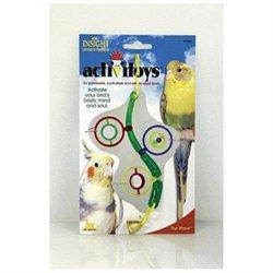 Jw Pet Company JW Insight The Wave Bird Toy