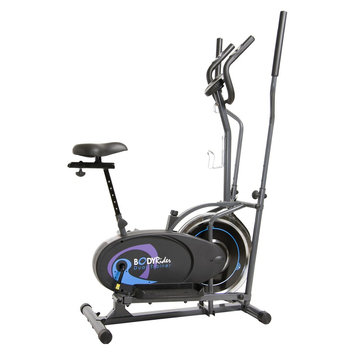 Body Flex Bodyflex Cardio Dual Trainer Exercise Bike