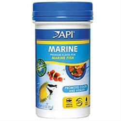 Mars Fishcare North Amer 973546 Api Marine Premium Flakes 1.1 Oz