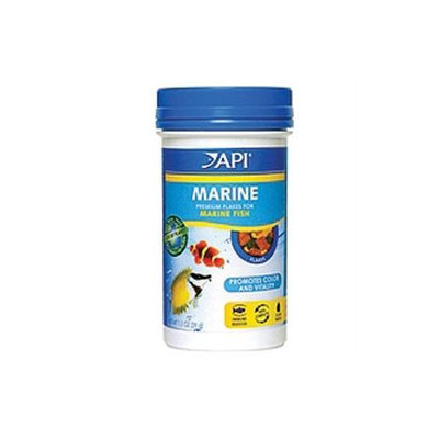 Mars Fishcare North Amer 973546 Api Marine Premium Flakes 1.1 Oz