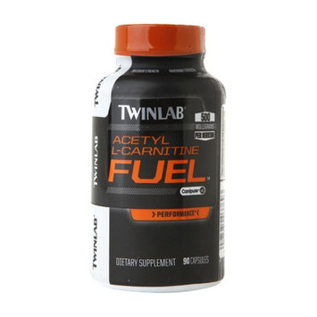 Twinlab Fuel Acetyl L-Carnitine Fuel, Capsules