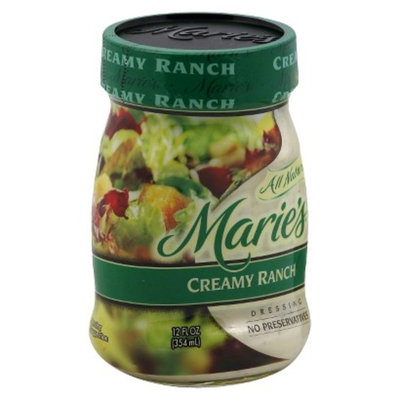 Marie's All Natural Creamy Ranch Dressing 12 oz