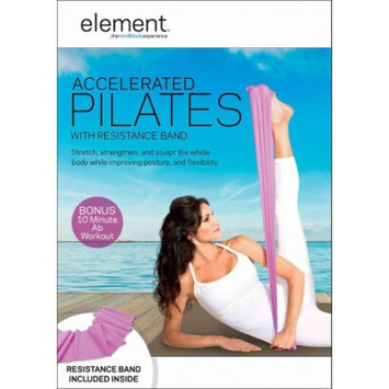 Starz / Anchor Bay Starz Element-accelerated Pilates W/band [dvd]