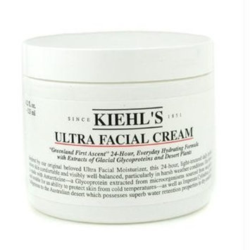 Kiehl's Ultra Facial Cream (Super Size; Label's Texture Different From Regular Size) - 125ml/4.2oz