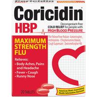 Coricidin Maximum Strength Flu Hbp 1 CT