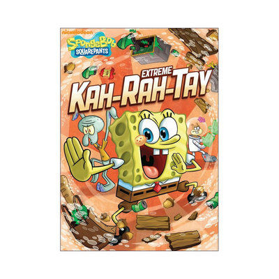 SpongeBob SquarePants: Extreme Kah-Rah-Tay (Widescreen) (DVD)