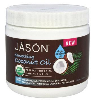 JĀSÖN Smoothing Coconut Oil - USDA Organic