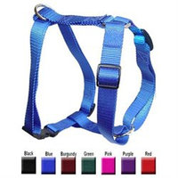Majestic Pet Products, Inc. Majestic Pet Adjustable Nylon Dog Harness - Black Large