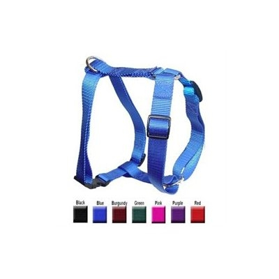 Majestic Pet Products, Inc. Majestic Pet Adjustable Nylon Dog Harness - Black Large