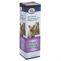 Four Paws Products Medicated Ear Powder 24 Gram - 01735
