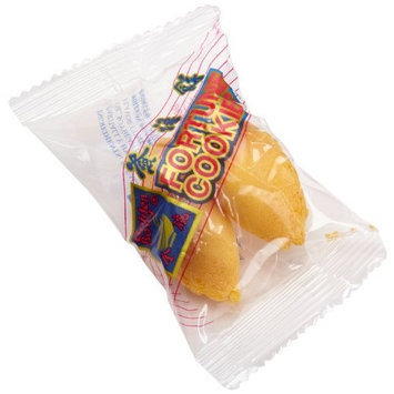 Golden Bowl Fortune Cookies, Citrus Flavor (Bulk Pack), 400-Count Individually Wrapped Cookies