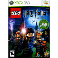Warner Brothers Lego Harry Potter: Years 1-4 PRE-OWNED (Xbox 360)