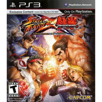 Capcom Usa Street Fighter X Tekken PRE-OWNED (PlayStation 3)