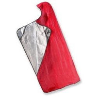 Space 127040 All Weather Hooded Blanket - Red