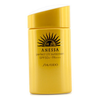 Shiseido Anessa Perfect UV Sunscreen AA SPF 50+ PA+++ 60ml/2oz