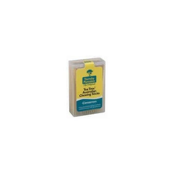 Nature's Plus Thursday Plantation - Tea Tree Toothpicks Dual Pack Original/Cinnamon, 6 packs