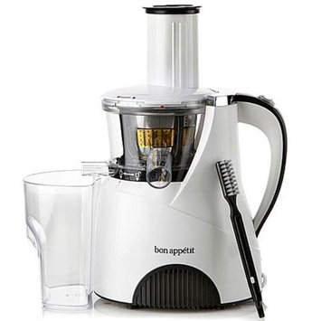 Bon Appetit BAJE0020 150-Watt Heavy Duty Slow Juicer in White