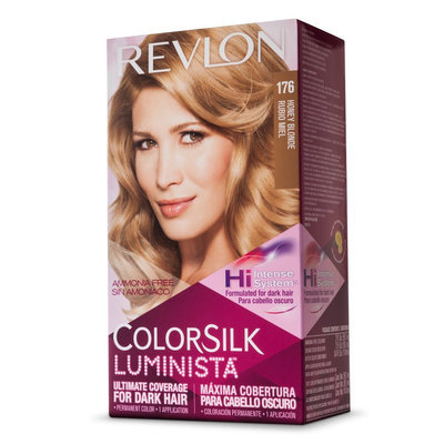 Revlon ColorSilk Luminista Vibrant Color for Dark Hair