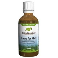 Native Remedies IKA001 Ikawe for Men for Sexual Performance 50ml