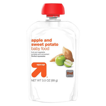 up & up Apple and Sweet Potato Baby Food 3.5 oz
