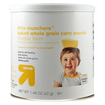 Up & Up UP MUNCHERS CHEDDAR MUNCHERS