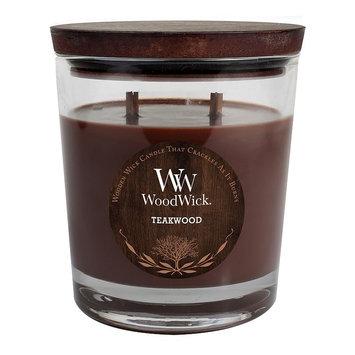 WoodWick Teakwood 17.2-oz. Jar Candle (Brown)