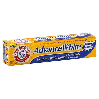 ARM & HAMMER™ Advance White Extreme Whitening Baking Soda & Peroxide Toothpaste