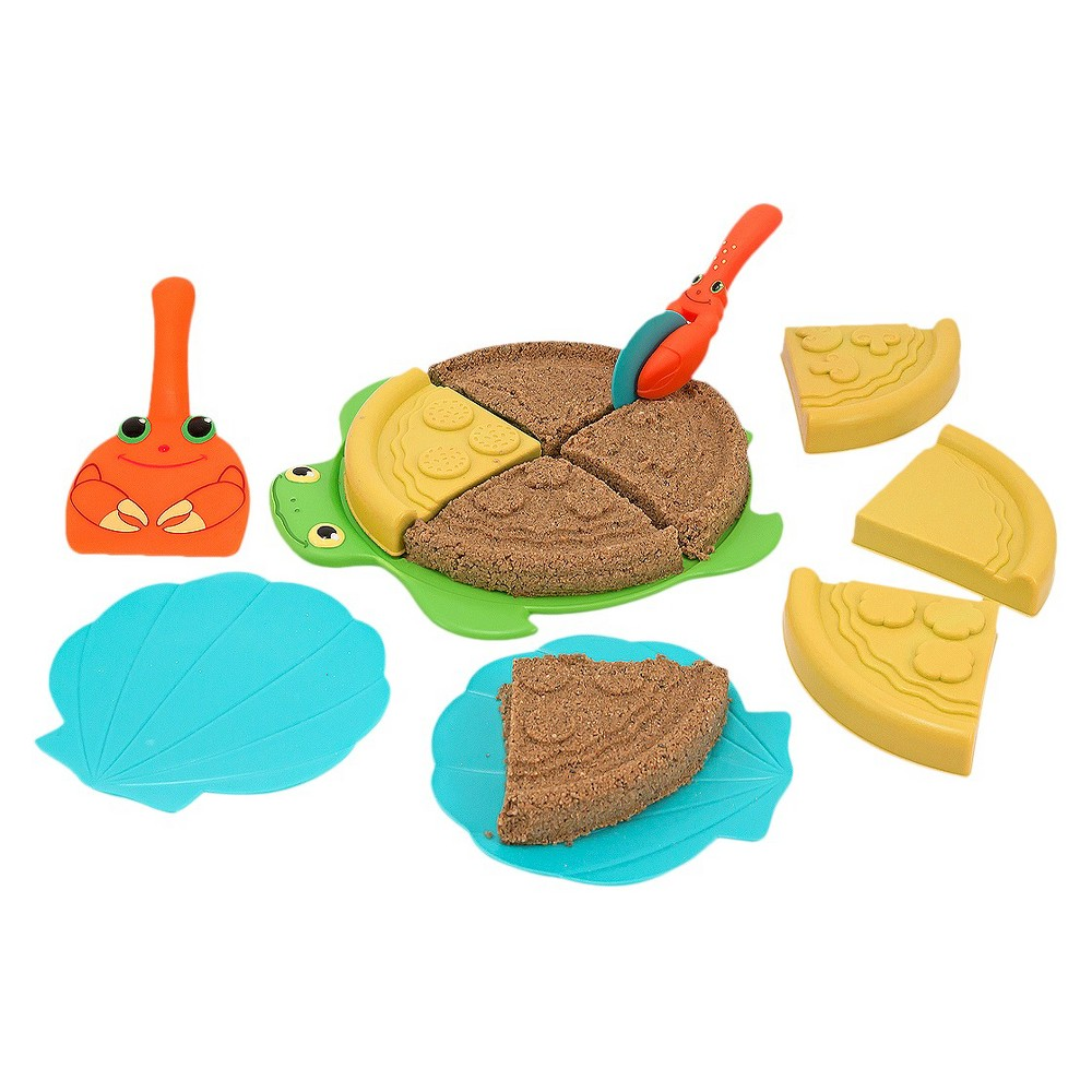 Melissa & Doug, Llc Melissa And Doug Seaside Sidekicks Sand Pizza Set