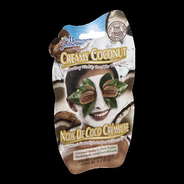 Montagne Jeunesse Creamy Coconut Mask Coconut Water & Shea Butter