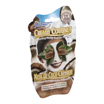 Montagne Jeunesse Creamy Coconut Mask Coconut Water & Shea Butter