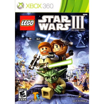 Lucas Arts Lego Star Wars III: The Clone Wars PRE-OWNED (Xbox 360)