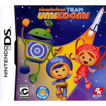Take-two Interactive Nickelodeon Team Umizoomi PRE-OWNED (Nintendo DS)