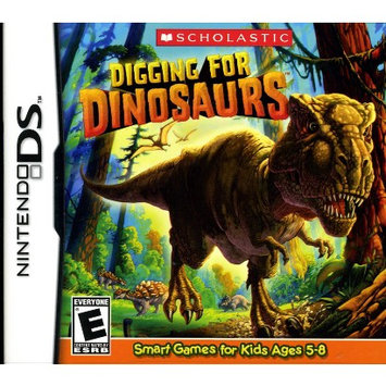 Scholastic Digging For Dinosaurs PRE-OWNED (Nintendo DS)