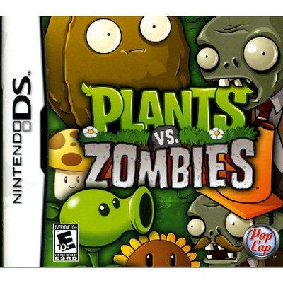 Popcap Plants Vs. Zombies PRE-OWNED (Nintendo DS)