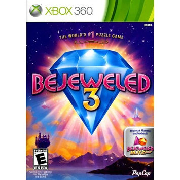 Popcap Bejeweled 3 PRE-OWNED (Xbox 360)
