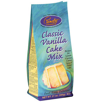 Pamela's Products Cake Mix 6 Pack