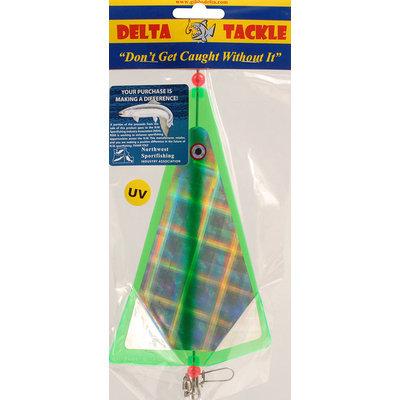 Gibbs Inline Flasher Green Haze Stripe