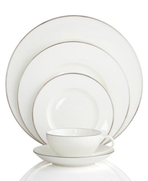 Villeroy & Boch Dinnerware, Anmut 5 Piece Place Setting