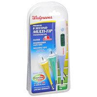 Walgreens Digital Therm 8 Sec Multi-Tip Pk