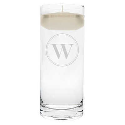 Cathy's Concepts Circle Initial Unity Candle W