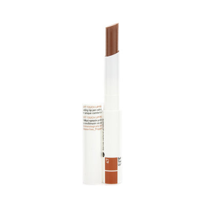 Korres 14403803502 Soft Touch Lip Pen - With Apricot & amp- Rice Bran Oils - No. 47 Orange Brown - Unboxed - 2g-0.07oz