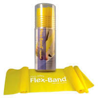 Stott PIlates Non-Latex Flex-Band Regular Strength- Lemon