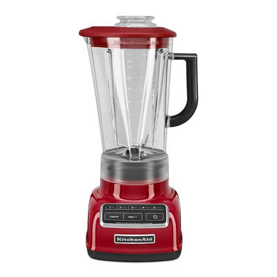 KitchenAid KSB1575 5-Function Diamond Blender (Red)