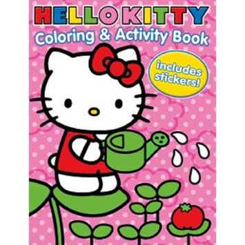 License Girls 144pg Character Coloring and Activity Book