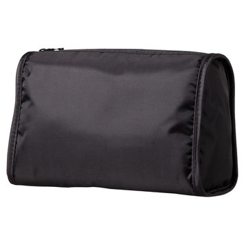 Allegro Contents Cosmetic Clutch Bag - Black