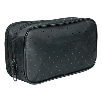 Contents Beauty Organizer Bag - Black